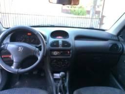Peugeot 206 1.4 flex, já está com a nova placa - 2006