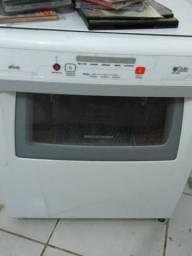 Lava-louças Brastemp Ative! 8 Serviços - Branca, Semi-nova
