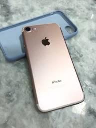 Iphone 7 rosê 32GB