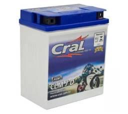Bateria 7 amp cral tornado/twister/hornet/falcon