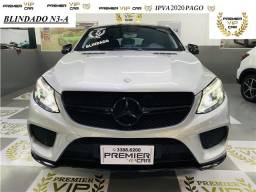 Mercedes-benz Gle 400 3.0 v6 gasolina night coupé 4matic 9g-tronic