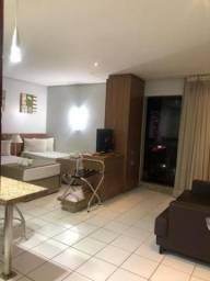 Apartamento flat com 1 quarto no Edifício Sun Square - Bairro Setor Oeste em Goiânia