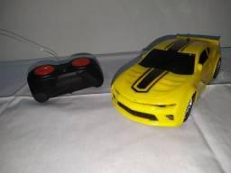 Camaro Amarelo Controle Remoto