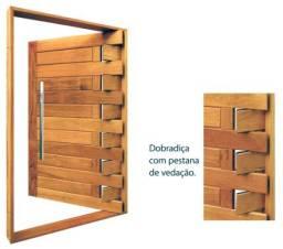 Porta de madeira Pivotante - A mais procurada- pronta entrega em 2 medidas- parcelamos