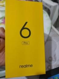 Vendo Celular Realme 6 Pro ( Novo )