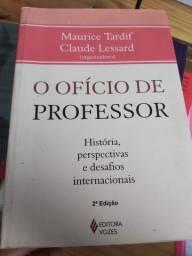 O ofício de professor - Maurice Tardif