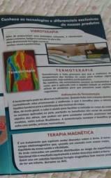 Colchão terapêutico magnético