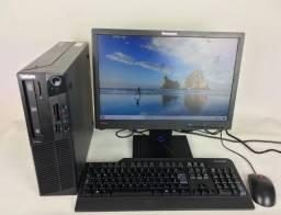 Pc Lenovo M92p Core I5 3470 8gb + Monitor + Teclado E Mouse