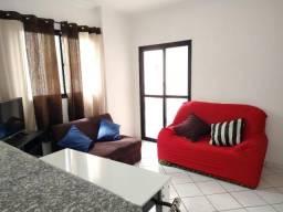 Apartamento com 1 dormitório à venda, 45 m² por R$ 165.000 - Aviação - Praia Grande/SP