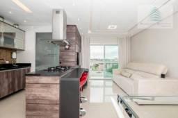 Apartamento com 2 dormitórios à venda, 75 m² por R$ 650.000,00 - Água Verde - Curitiba/PR