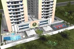 Apartamento com 2 dormitórios à venda, 93 m² por R$ 390.000,00 - Barreiros - São José/SC