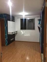 Apartamento com 2 dormitórios para alugar, 47 m² por R$ 900/mês - Gleba Palhano - Londrina