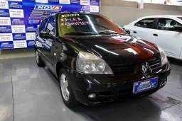 CLIO 2008/2009 1.6 PRIVILÉGE SEDAN 16V FLEX 4P MANUAL