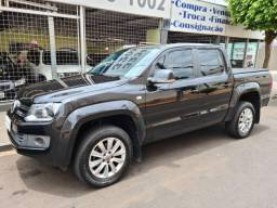 AMAROK 2015/2015 2.0 HIGHLINE 4X4 CD 16V TURBO INTERCOOLER DIESEL 4P AUTOMÁTICO
