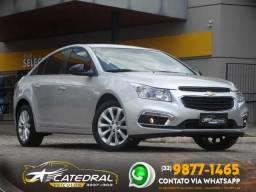 Chevrolet cruze LT 1.8 16V FlexPower 4p Aut. 2015/2016