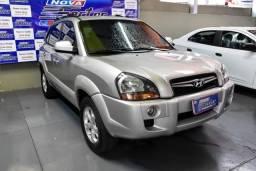 TUCSON 2009/2010 2.0 MPFI GLS 16V 143CV 2WD GASOLINA 4P AUTOMÁTICO
