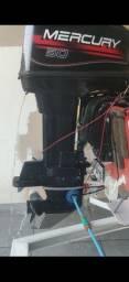 Motor de popa Mercury 50 hp americano