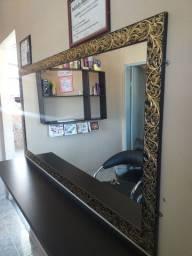 Espelho para salão de beleza,escritório, quarto, sala, copa...