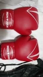 Luvas de boxe Iron Arm,com bolsa incluida