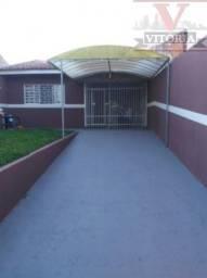 Casa no Ganchinho com 70m² próximo ao Supermercado Agricer, Igreja Assembleia de Deus.