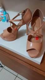 Sapato da marca vizzando número 35