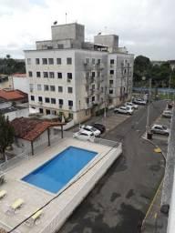 Apartamento 3/4  com varanda. Jardim das Margaridas.