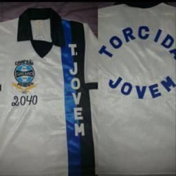Camisas Torcida Jovem Grêmio anos 90
