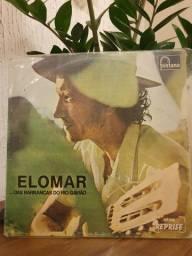 LP VINIL Elomar - Album: das barrancas do Rio Gavião
