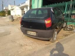Carro Palio Ano 2000 c/ AR (Batido!!!)