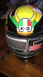 Capacete k-3