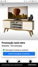 Rack promoção. Rack barato! QUEIMA DE ESTOQUE!!!