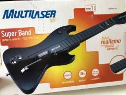 Guitarra para vídeo game