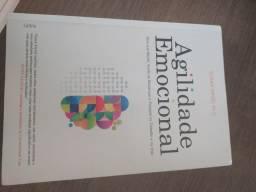 Livro agilidade emocional ( praticamente novo)