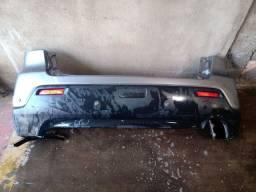 Para-choque traseiro Mitsubishi ASX 2011 semi-novo original