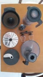 Acessórios usados do processador de alimentos RI7776