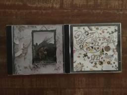 Cds Led Zeppelin - R$20,00 cada Cd