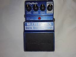Pedal Digitec Multi Chorus X Séries Voice