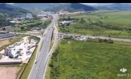 Terreno de 10.000m² para locação a 500m da BR 101 em Itaipava / Itajaí