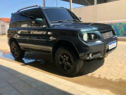 Pajero Tr4 2.0 flex 4x4 manual