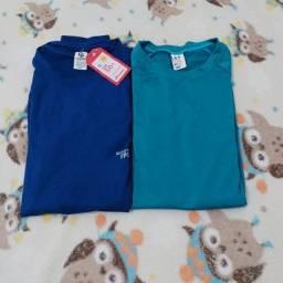 Camisas termicas proteção solar