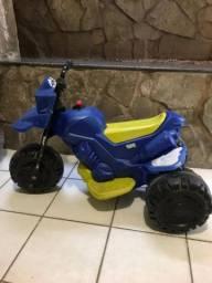 Moto elétrica  patinete e carrinho