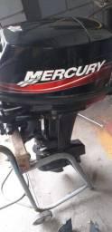 Motor 15 Mercury - Novo