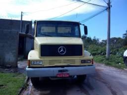 Caminhão MB 2325 traçado ano 92