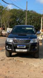 Hilux extra 2012