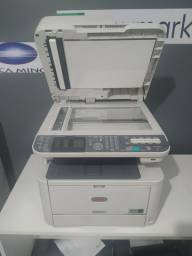Impressora Multifuncional Laser Oki