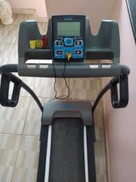 Esteira Eletrônica Act! Home Fitness CLE30 Premium
