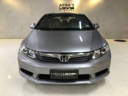 Honda/Civic LXS 2013 BLINDADO