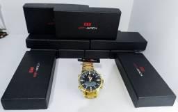 Relógio Kat-wach 5ATM a prova D'água (50 metros)