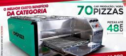 Forno tecnopizza zero pronta entrega