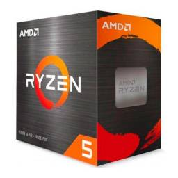 Kit Gamer Ryzen 5 5600x e Placa Mãe B550 Phantom Gaming 4